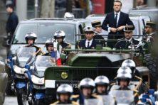 Hopelijk kent Macron zijn klassiekers