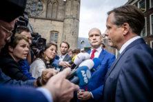 VVD en CDA kunnen Pechtold niet overhalen