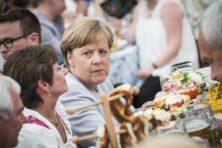 Vertrouwen Merkel in alliantie met VS wankelt