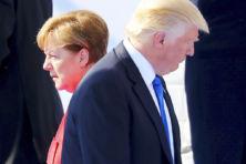 Merkels Europa los van Trumps Amerika
