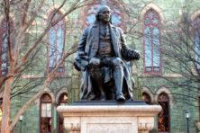 Het Philadelphia van Benjamin Franklin