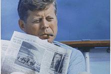Het leven van John F. Kennedy in beeld
