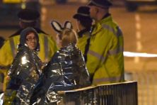 Ooggetuigen aanslag: 'Overal lag bloed'