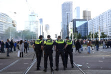Rotterdamse politie trok allochtone sollicitant voor