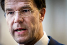 Rutte houdt optie van coalitie met ChristenUnie nog open