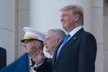 Media 'hyperventileren' over Trump