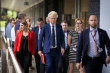 Wilders: 'Formatiepoging was een grote schijnbeweging'