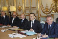 Opnieuw twee ministers weg uit regering Macron
