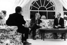 Nationale Veiligheidsadviseurs onder Nixon en Ford