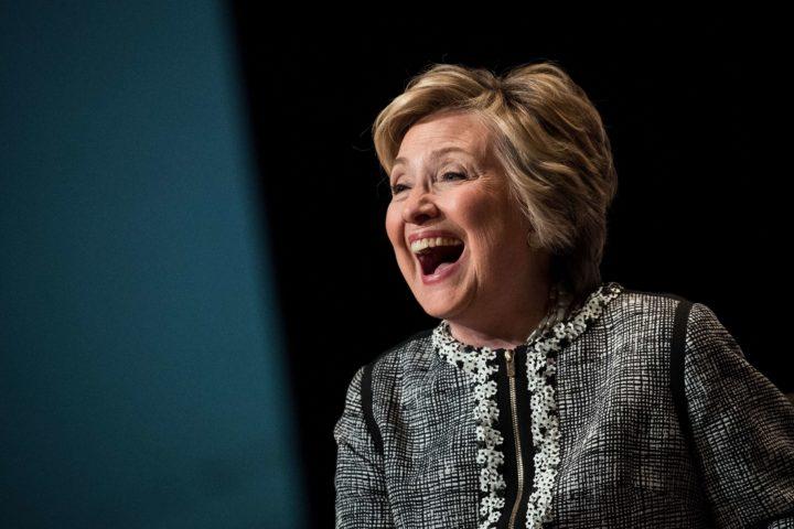 Hillary Clinton Amerika Donald Trump