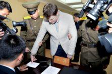 Trump razend op Noord-Korea na dood Otto Warmbier
