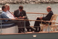 De Nationale Veiligheidsadviseur onder George H.W. Bush
