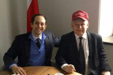 Waarom Polen nog wel juichen als Trump landt