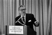 Nelson Rockefeller (1974-1977): geen volledige toegang