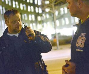 Nederland, Glanerbrug, 16-3-2017 Repo over de lokale burgerwacht die drugsoverlast wil tegengaan Foto: Flip Franssen