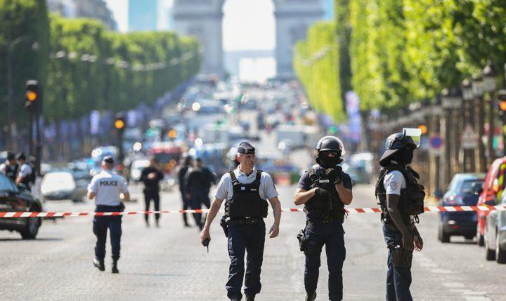 FRANCE-POLICE-INCIDENT