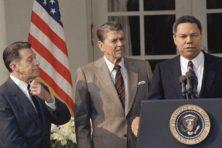 Nationale Veiligheidsadviseurs onder Reagan