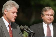 Nationale Veiligheidsadviseurs onder Clinton