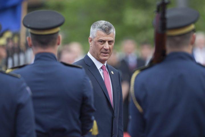 KOSOVO PRESIDENT INAUGURATION