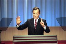 George H.W. Bush (1981-1989): opstap naar presidentschap