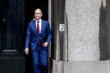 VVD, CDA, D66 zijn aangewezen op Segers