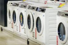 Houdt Blokker hoofd boven water met wasmachines?