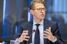 Sander Dekker: veiligheidsman die hopelijk doorpakt