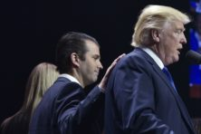 Nekt Trump junior Trump senior?