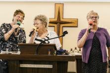 Evangelische christenen geloven heilig in Trump