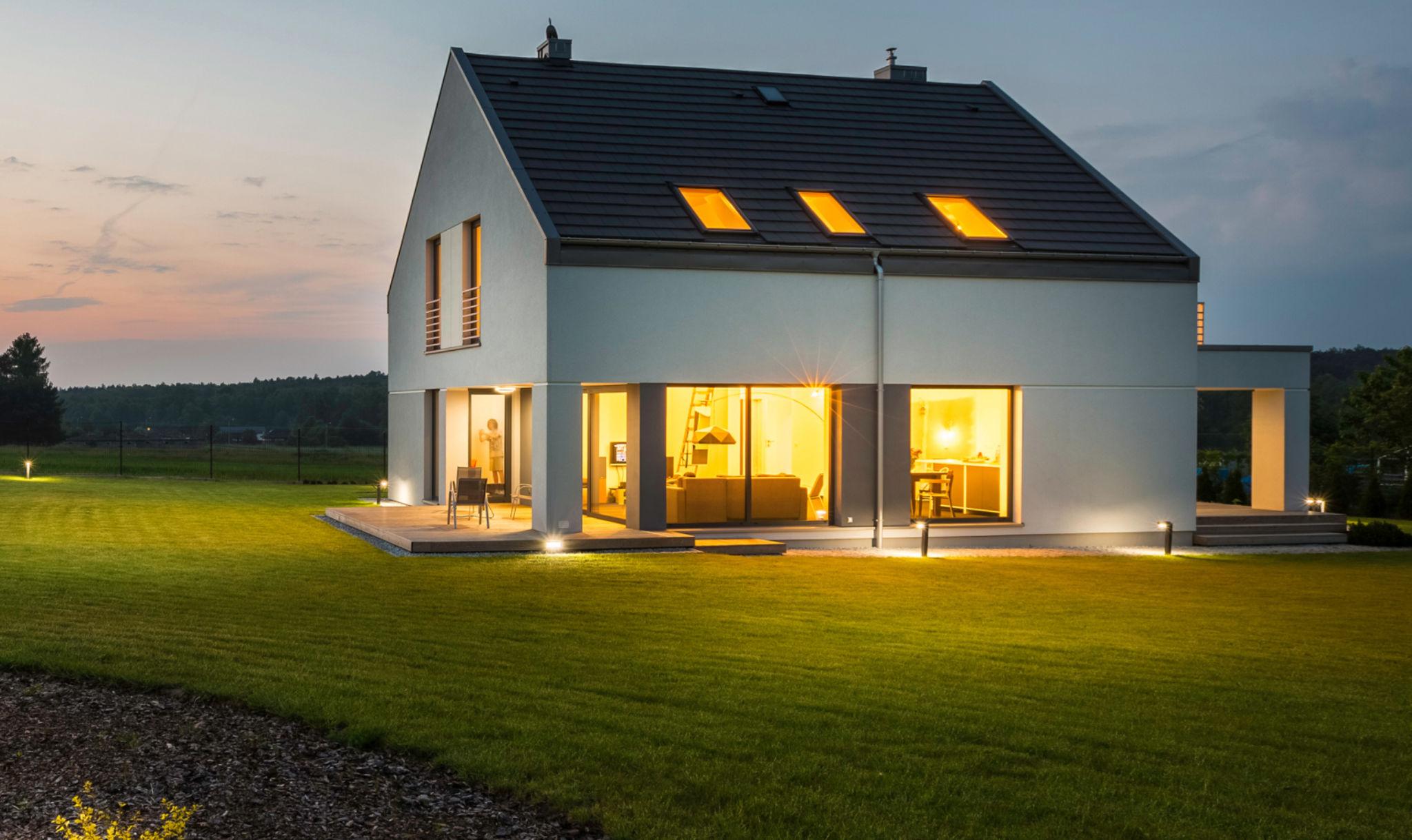 Zo maakt u uw huis energieneutraal for Huis energieneutraal