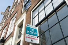 Dieptepunt huiseigenaren in Amsterdam is bereikt
