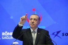 Erdogan laat zich horen over nieuwste politieke rel
