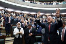 Erdogan kan het dreigen niet laten: 'Duitsland zal de prijs betalen'
