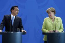 Europa moet zich niet uitleveren aan Chinezen