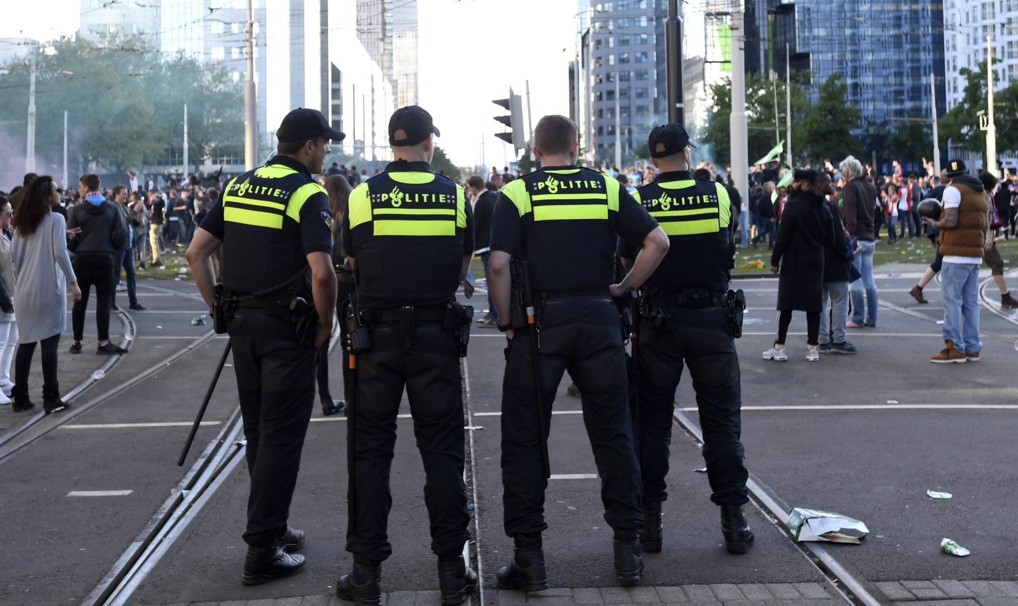 politie onderbezet crimineel gaat ook in stad vrijuit