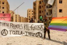 'Homo-militie' stort zich in strijd tegen IS