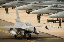F-16 trof legitiem doel en dat is geen oorlogsmisdaad