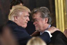 Waarom ontslag Bannon slecht kan aflopen voor Trump
