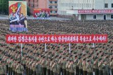 Europa nergens te bekennen in crisis Noord-Korea