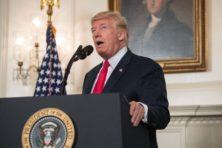 Trump veroordeelt 'walgelijke haatgroepen' toch