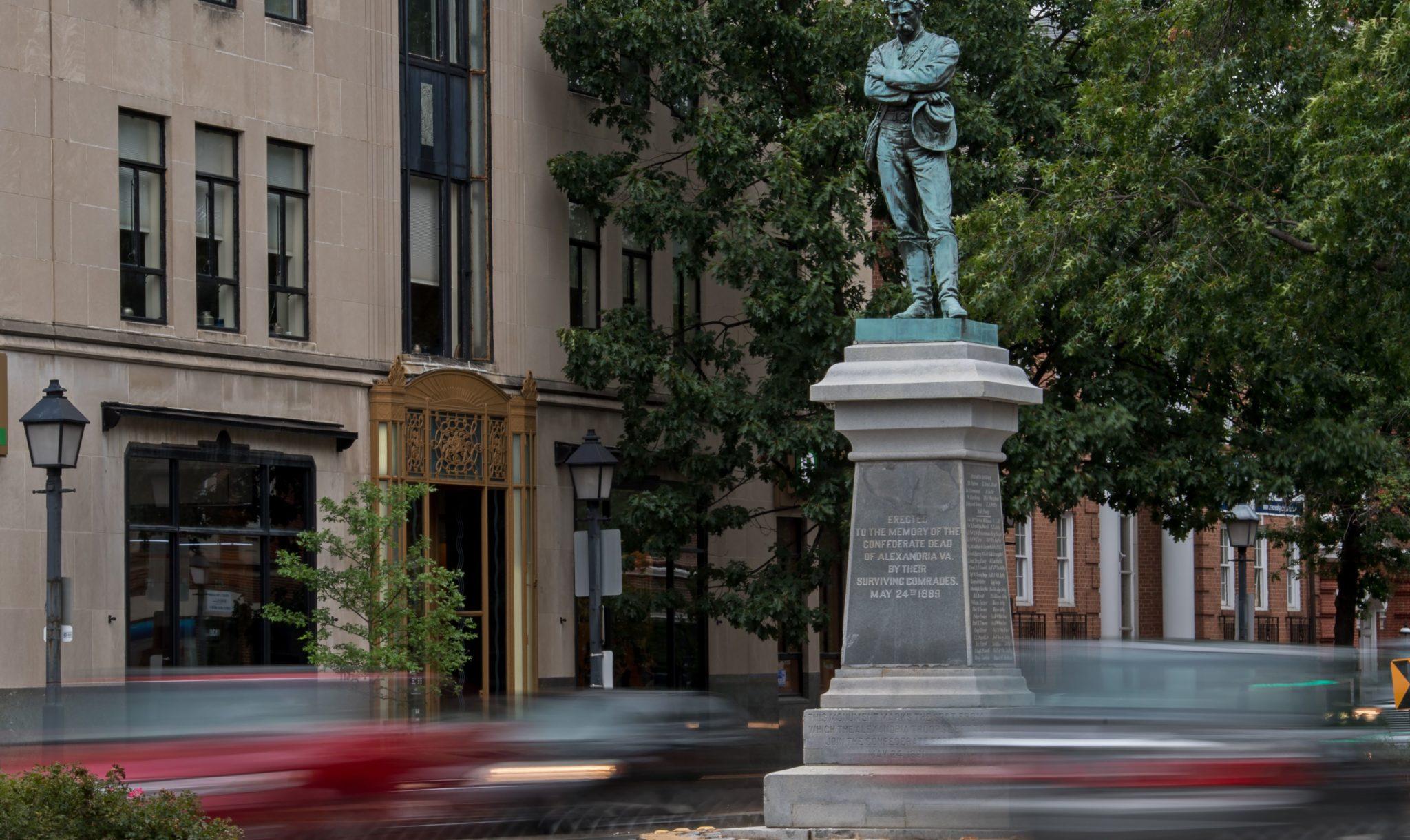 Stop de oorlog tegen amerikaanse standbeelden elsevierweekblad