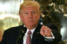 Trump roemt 'wijze en verstandige' Kim Jong-un