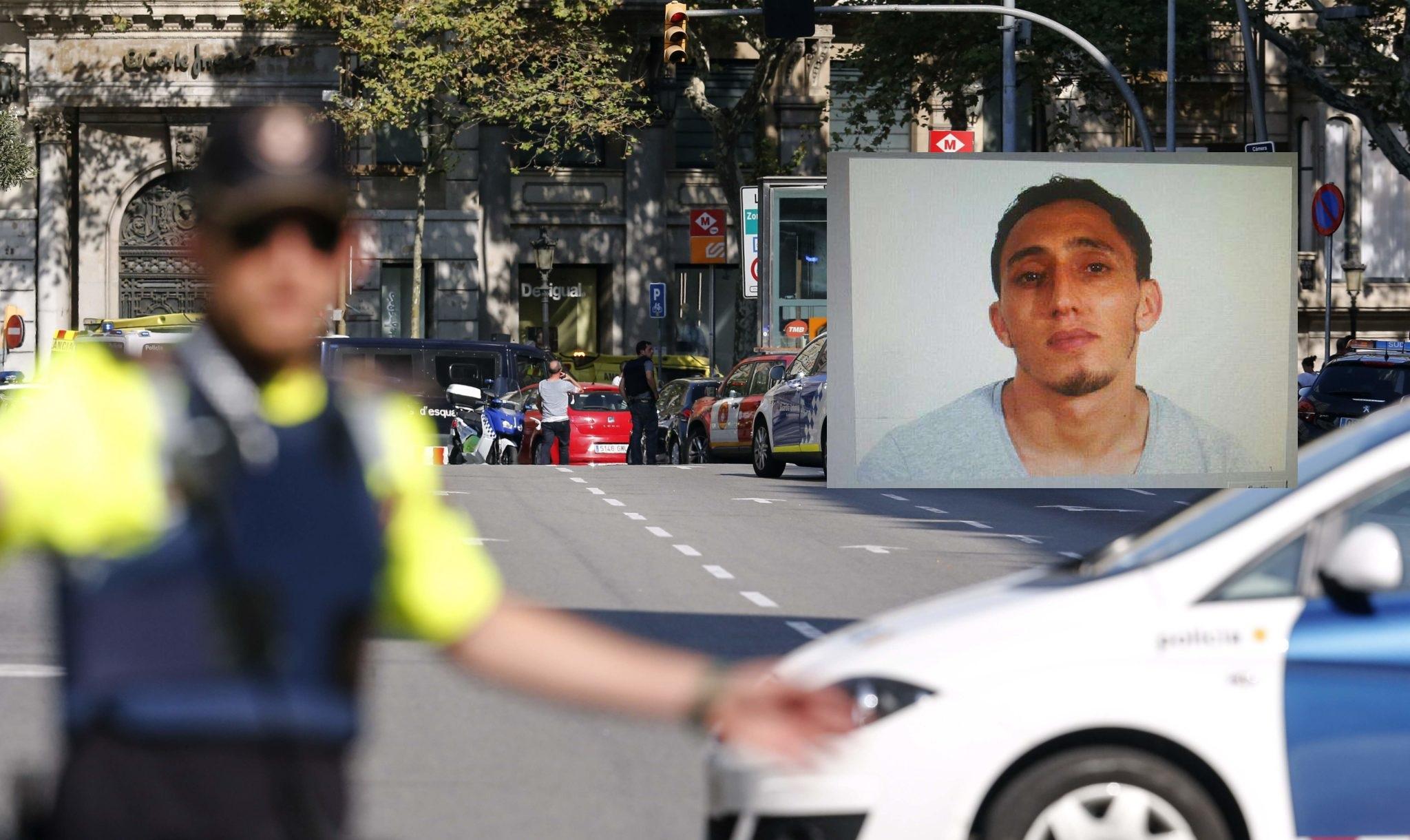 Islamitische Staat claimt aanslag Barcelona ... Aandslag Nederland 2017