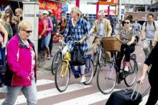 Roltrapmoraal op fietspad helpt niet, extra asfalt wel