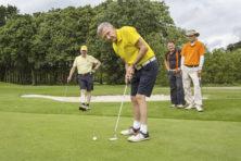 Politiek bedrijven op de golfbaan