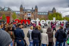 Van der Laan staat onaangekondigde antifa-demonstratie Amsterdam toe