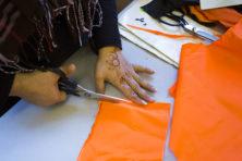 Nederlanders dragen nog maar weinig kleren echt af