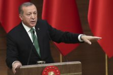 Erdogan trekt Syrië binnen 'om veilige zone te creëren'