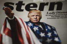 Duitse media in de fout: eerst Trump, toen AfD