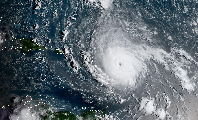 Beelden grote ravage op sint maarten door orkaan irma elsevier weekblad - Les 5 cyclones ...